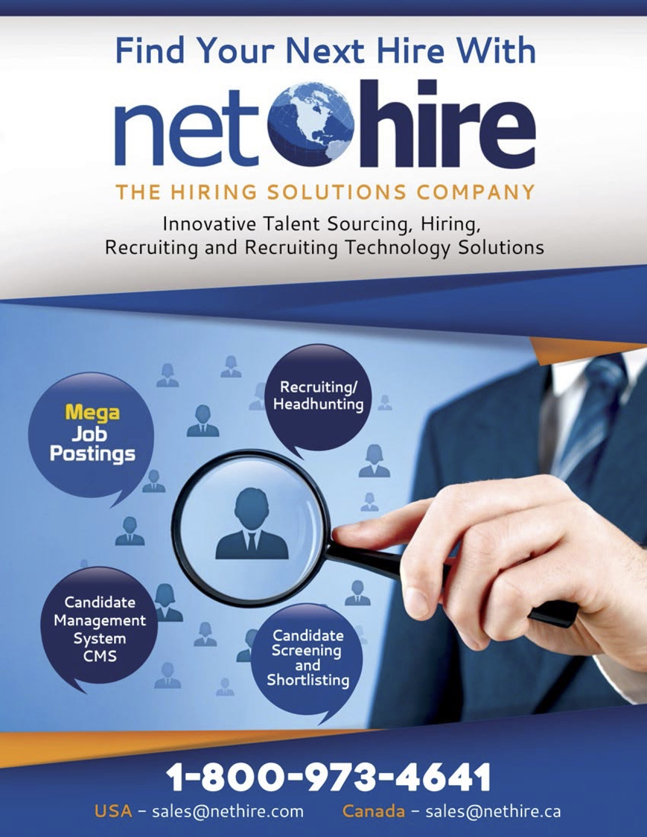 NetHire - Media - Innovative Talent Sourcing & Acquisition Solutions