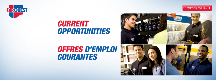 Carquest Canada Jobs Customer Service Rep Parts Pro